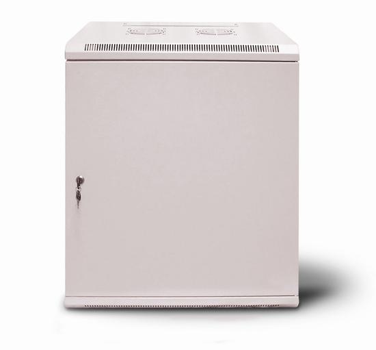 LC-R19-W12U450 GFlex Tango S drzwi metalowe - Wiszące szafy teleinformatyczne 19