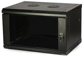 LC-R19-W15U450 GFlex Tango S czarna - Wiszące szafy teleinformatyczne 19