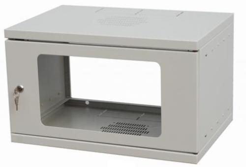 LC-R19-W6U370 GFlex Economy - Wiszące szafy teleinformatyczne 19
