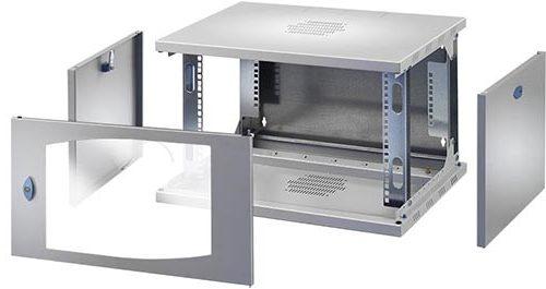 LC-R19-W7U405 Tecno - Wiszące szafy teleinformatyczne 19