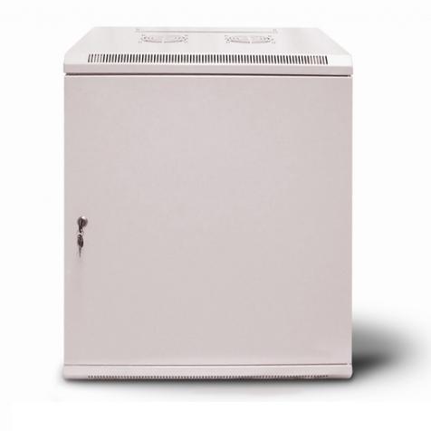 LC-R19-W16U405 Tecno drzwi metalowe - Wiszące szafy teleinformatyczne 19
