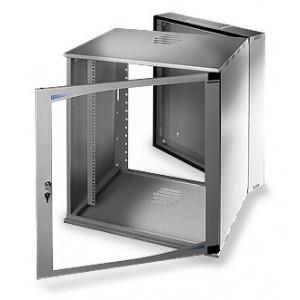 LC-R19-W13U500 Tecno Dzielona - Wiszące szafy teleinformatyczne 19