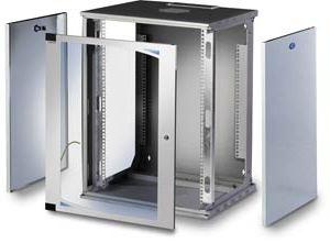 LC-R19-W16U505 Tecno - Wiszące szafy teleinformatyczne 19
