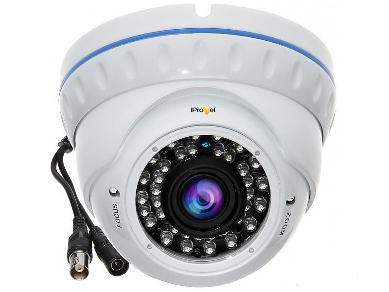 EL-AHD C133 - Kamery kopułkowe