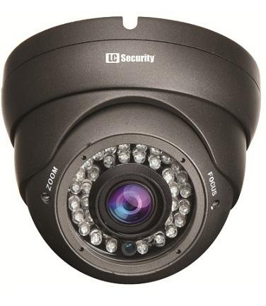 LC-3X.1231 - Wandaloodporna kamera HD-CVI 720px - Kamery kopułkowe