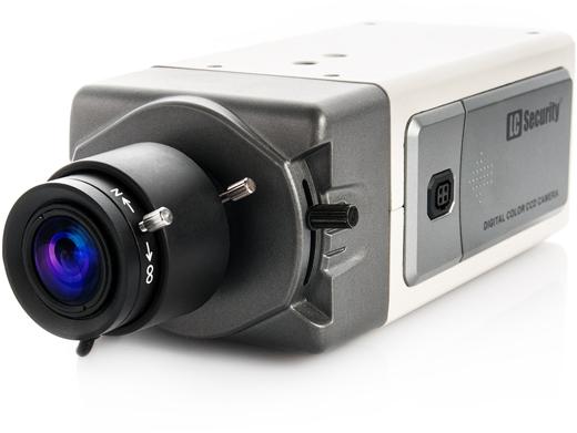 LC-485 - Kamery kompaktowe