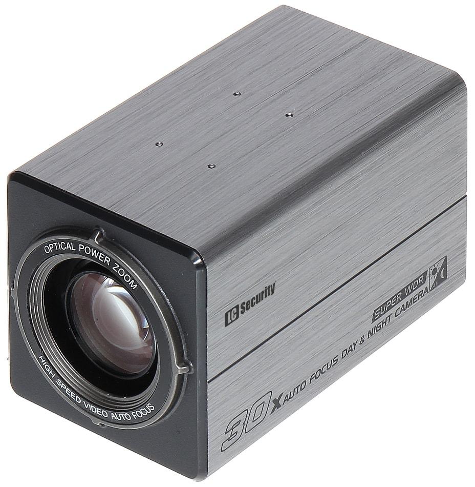 LC-1080 AHD MotoZoom - Kamera z High Speed AutoFocus - Kamery kompaktowe