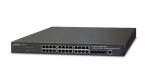 Planet SGS-6341-24T4X - Switch 24x10/100/1000T + 4x10G SFP